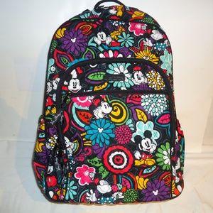 Vera Bradley Campus Backpack Disney Magical Blooms d5d8583e6e051